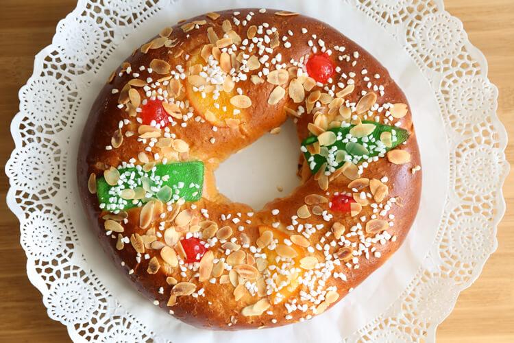 Roscon de reyes sin gluten | guiaceliacos