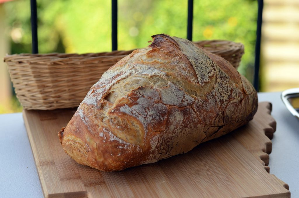 Pan casero sin gluten | guiaceliacos